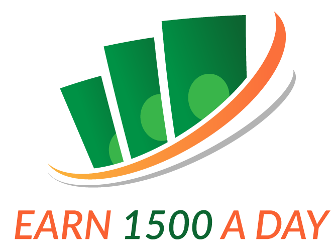 Earn 1500 A Day